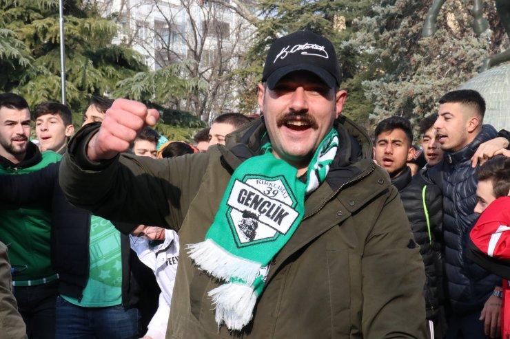 Kırklareli'de Ziraat Türkiye Kupası heyecanı