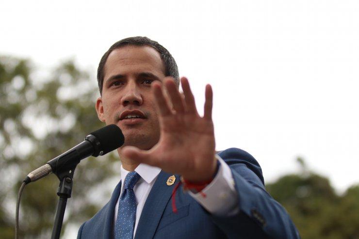 Juan Guaido, Venezuela'dan nasıl çıktığını söylemedi