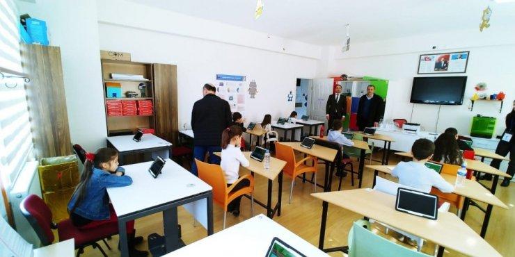 Kütahya'da 11 bin öğrenci 'Tanılama süreci uygulama' sınavına alındı