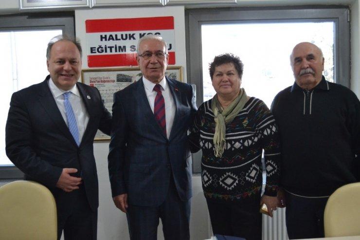 CHP'de il başkanlığı için ikinci aday