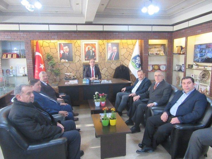 AK Parti Yerel Yönetimler Başkan Yardımcısı ve Ege Bölgesi Koordinatörü Abdurrahman Öz Sandıklı'da