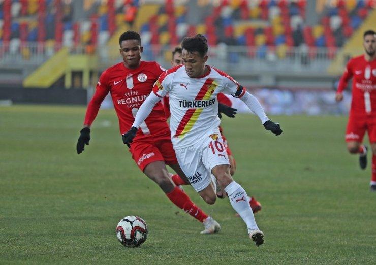Ziraat Türkiye Kupası: Göztepe: 2 - Antalyaspor: 2