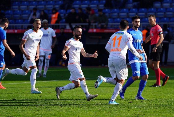 Ziraat Türkiye Kupası: Kasımpaşa: 3 - Aytemiz Alanyaspor: 2 (Maç sonucu)
