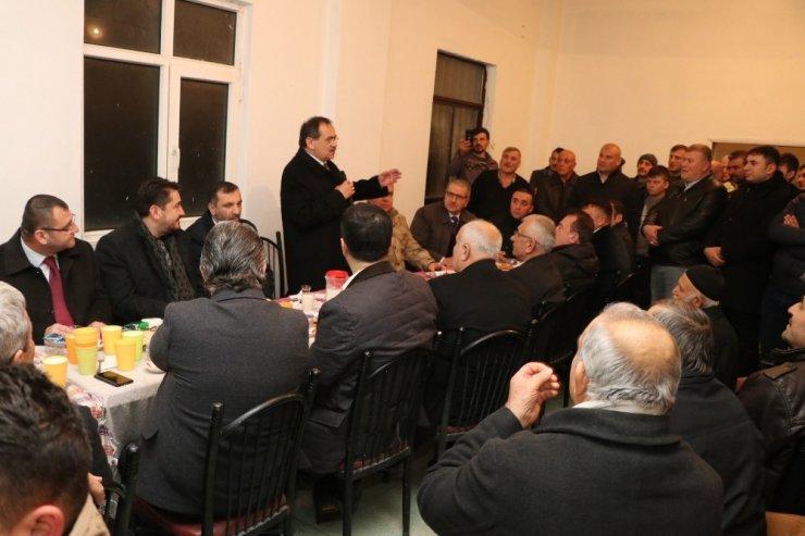 """Başkan Demir: """"Kavak merkez ilçe olacak"""""""