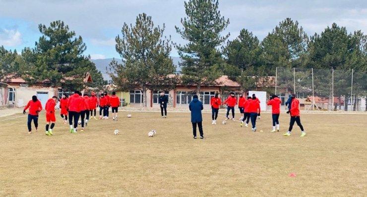 Nevşehir Belediyespor, Osmaniye deplasmanına 3 puan için gidiyor