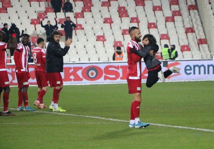 Süper Lig: D.G. Sivasspor: 1 - Çaykur Rizespor: 1 (Maç sonucu)