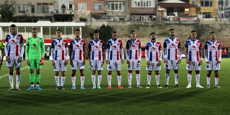 TFF 1. Lig: Fatih Karagümrük: 3 - Altınordu: 3