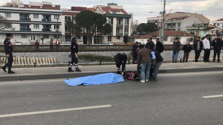 Manisa'da otomobilin çarptığı çocuk öldü