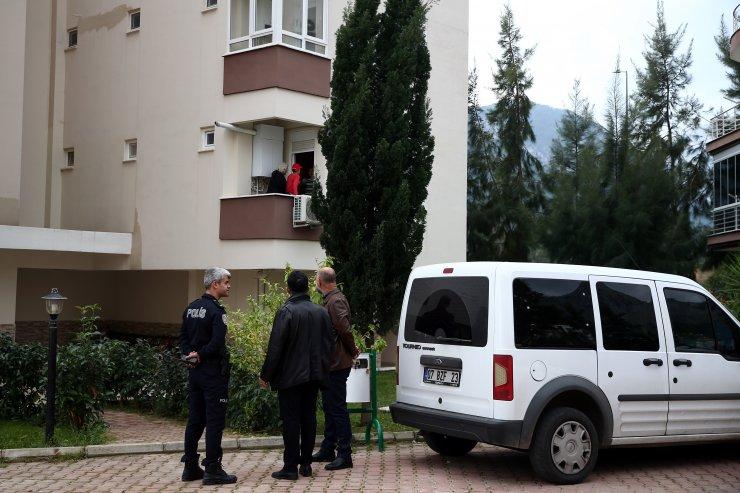 Antalya'da Kazak gazeteci evinde ölü bulundu