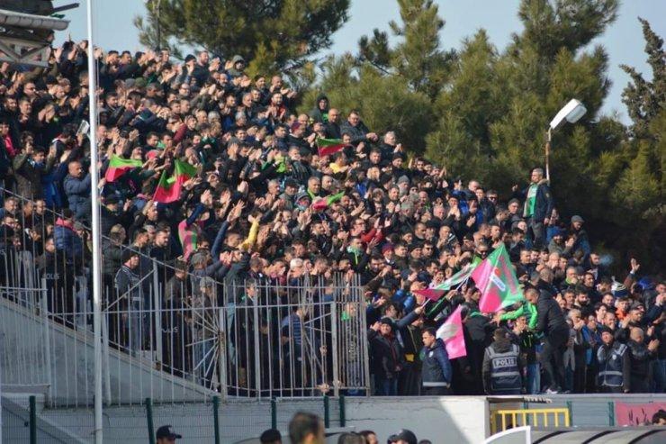Isparta-Kestel maçı ücretsiz olacak