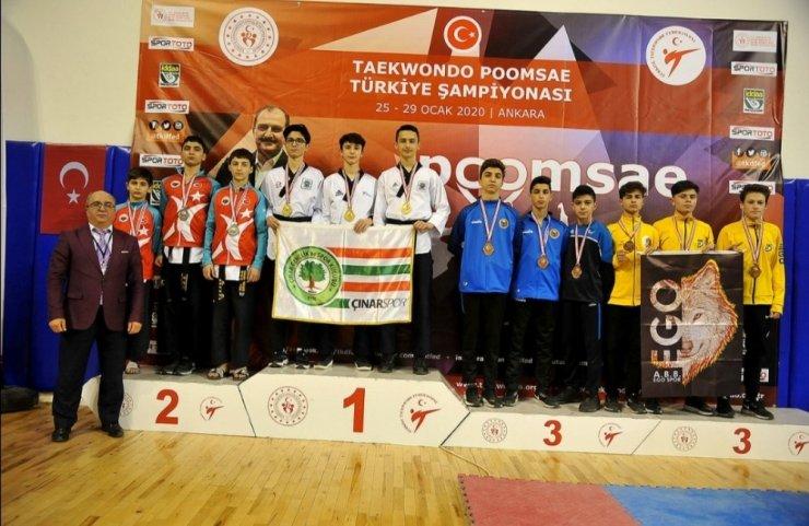 Sinop'u ve Türkiye'yi temsil edecekler
