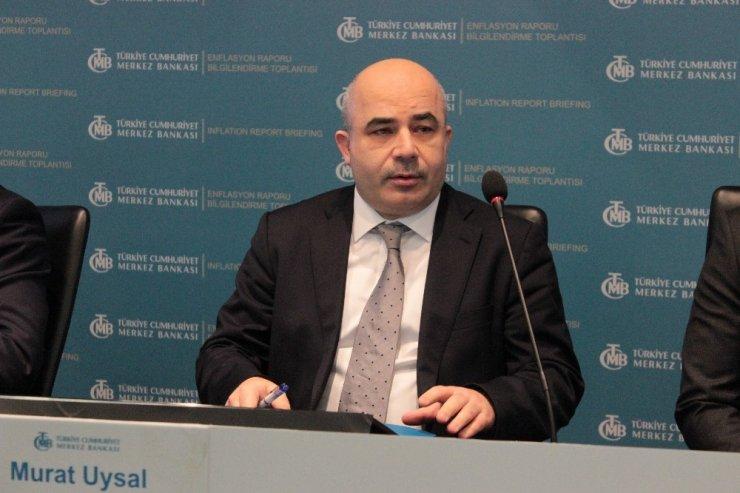 Merkez Bankası, enflasyonun 2020 yılı sonu ve 2021 yılı sonu rakamlarını değiştirmedi