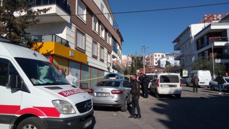 Antalya'da eski koca dehşeti