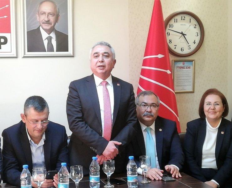 """CHP İl Başkanı Çankır; """"CHP'nin yereldeki iktidarını, Türkiye iktidarına taşıyacağız"""""""
