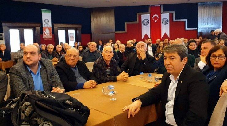 CHP'nin Kurmaylarından Nazilli Ziyareti