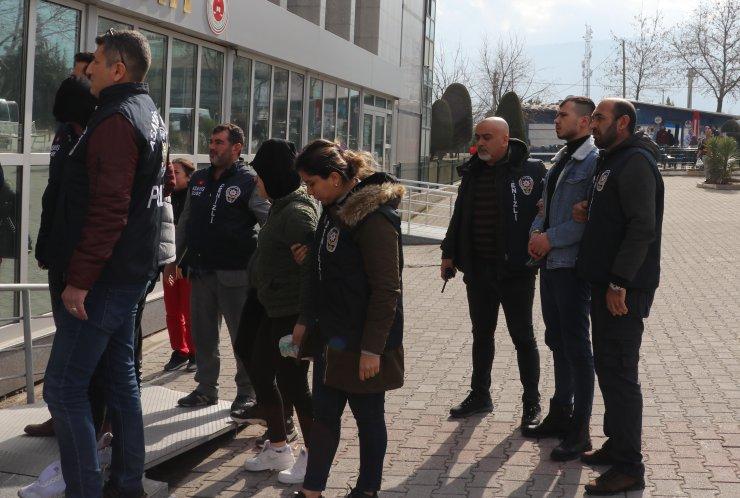 Denizli'deki suç örgütü operasyonunda tutuklu sayısı 11'e çıktı