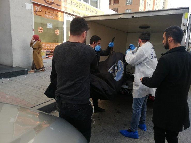 Esenyurt'ta Iraklı kadının şüpheli ölümü
