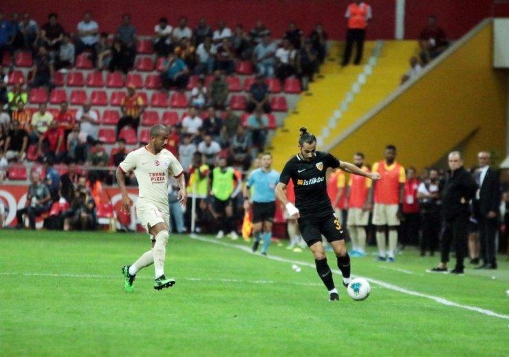 Galatasaray ile Kayserispor 56. randevuda
