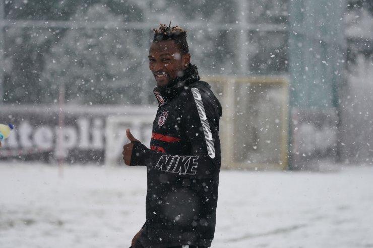 Gaziantep FK'da Demir Grup Sivasspor mesaisi