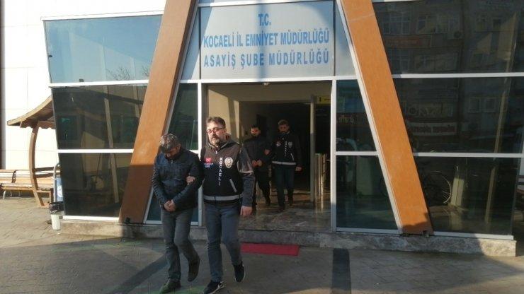 Çaldıkları 400 bin TL'lik kabloyu satan şüpheliler tutuklandı