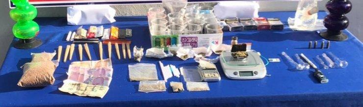Gölcük'te uyuşturucu operasyonu: 1 gözaltı