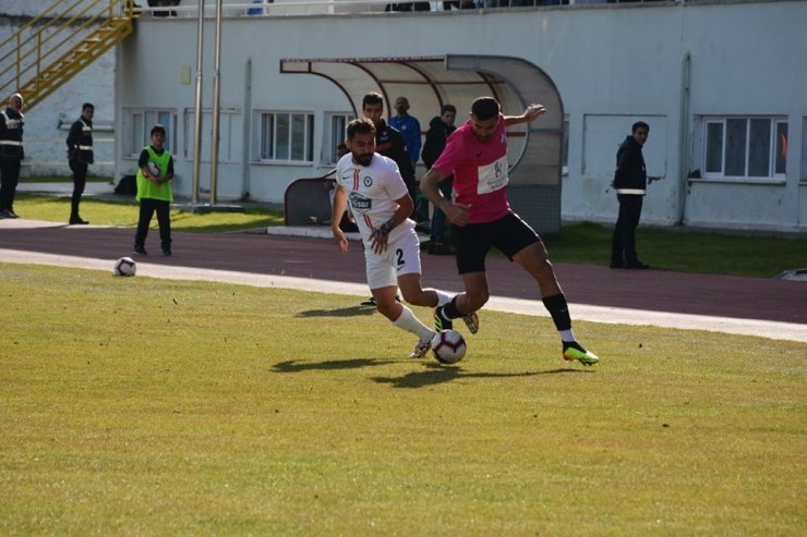 Isparta 32 Sporlu İlyas Barut'a AFDK'dan 3 maçtan men cezasına tepki