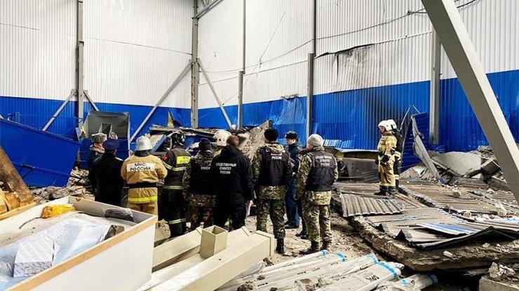 Rusya'daki gaz patlamasında hayatını kaybedenlerin tümü Türk