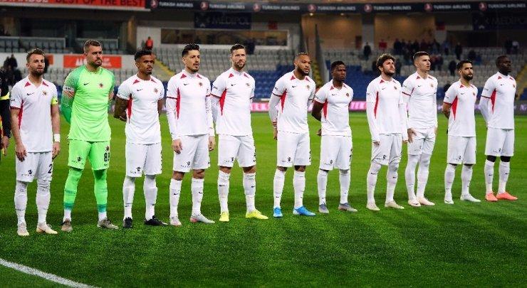 Süper Lig: Başakşehir: 1 - Gençlerbirliği: 0 (Maç devam ediyor)
