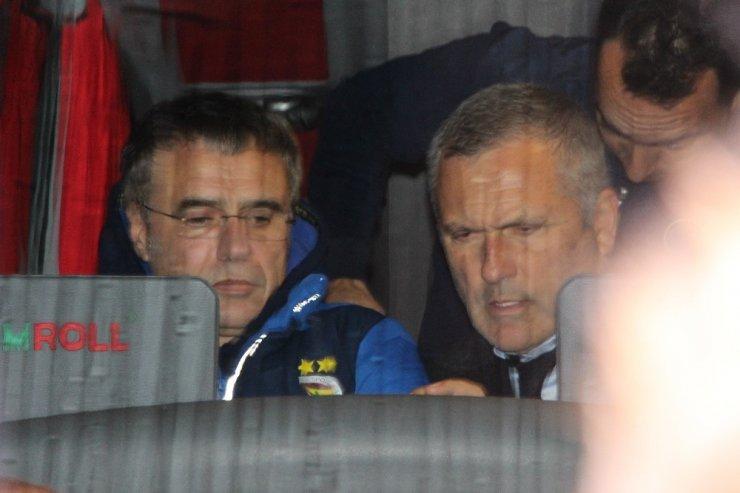 Fenerbahçe, Trabzon'da