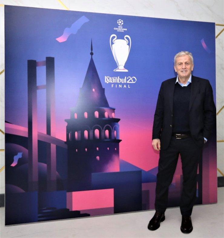 """Servet Yardımcı: """"Atatürk Olimpiyat Stadı, UEFA'dan tam not aldı"""""""