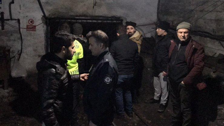 GÜNCELLEME 2 - Zonguldak'ta ruhsatsız işletilen maden ocağında göçük