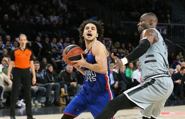 Larkin, A Milli Basketbol Takımı'nda forma giyecek