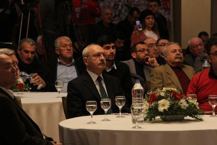 """Kılıçdaroğlu: """"Elazığ afet bölgesi ilan edilsin, buna ihtiyacı var"""""""