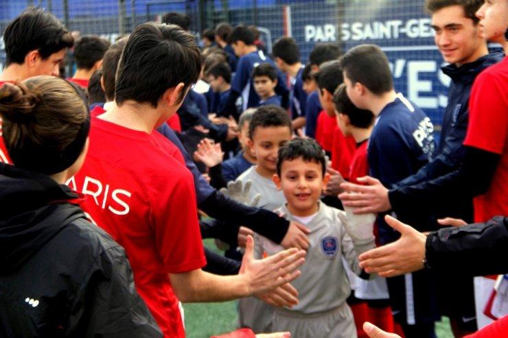 PSG Academy Bursa'da ikinci alt yapısını açtı