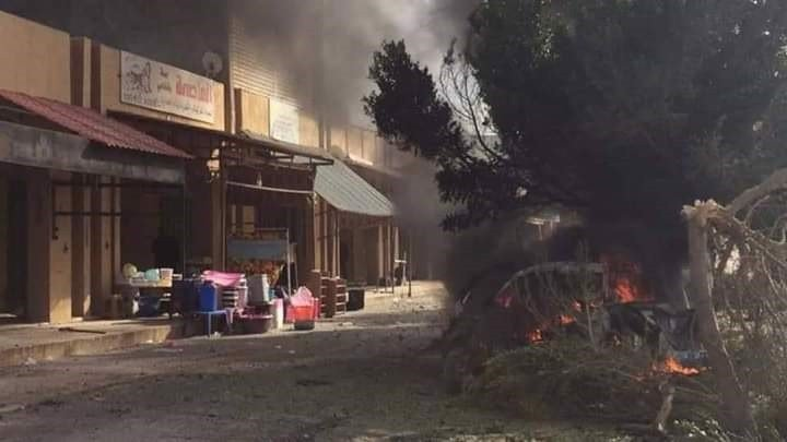 Hafter güçlerinden Trablus'a bombalı saldırı: 1 ölü, 1 yaralı