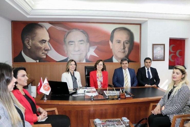 """MHP'li Deniz Depboylu: """"Genel başkanımızın sağlığı çok iyi"""""""