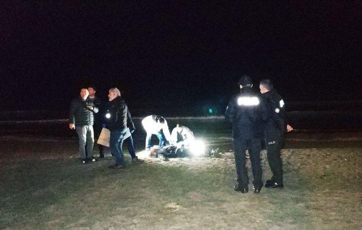 Emekli polis deniz kenarında tabancayla intihar etti