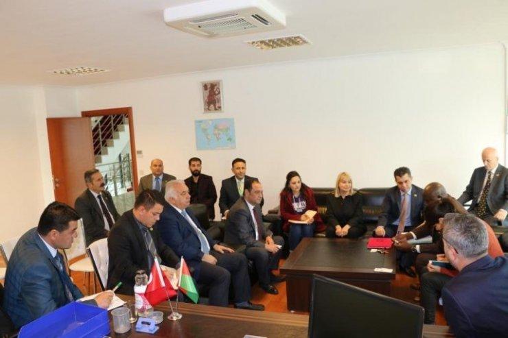SANKON, Türkiye ile Burkina Faso arasındaki ekonomik çalışmaları süredürecek