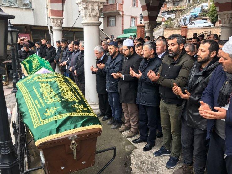 Zonguldak'ta göçükte ölen madencinin cenazesi Karabük'te defnedildi