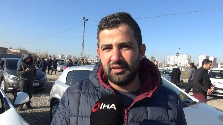 Diyarbakır'da ikinci el otomobiller sıfır otomobil fiyatıyla yarışıyor