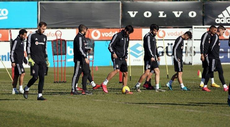 Beşiktaş, Gaziantep FK hazırlıklarına başladı