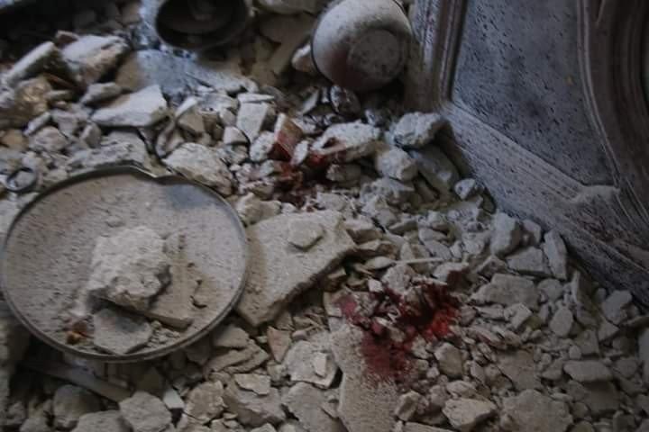 Rus savaş uçakları Halep'i vurdu: 1 ölü, 3 yaralı