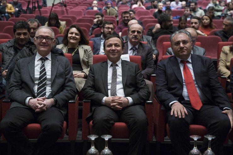 Erciyes Üniversitesinde 2. Ar-Ge ve İnovasyon Çalıştayı başladı