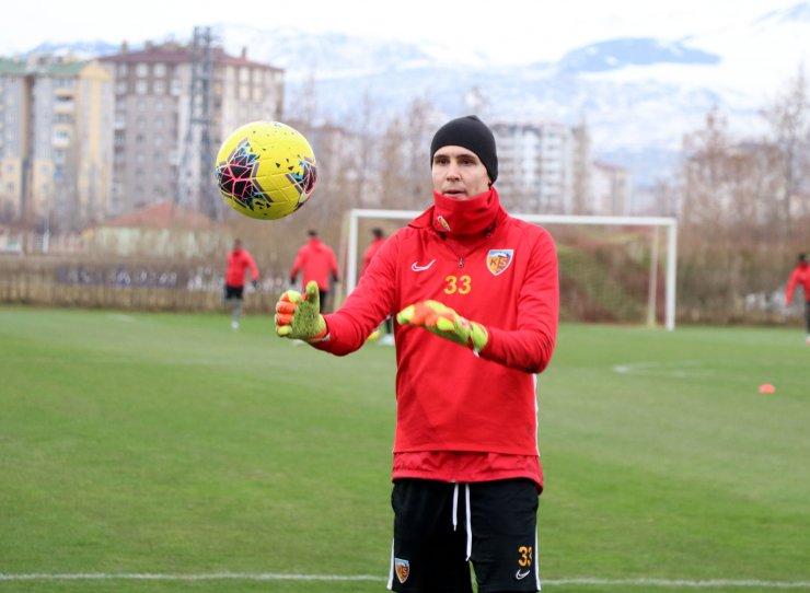 Kayserispor'da Antalyaspor maçı hazırlıkları