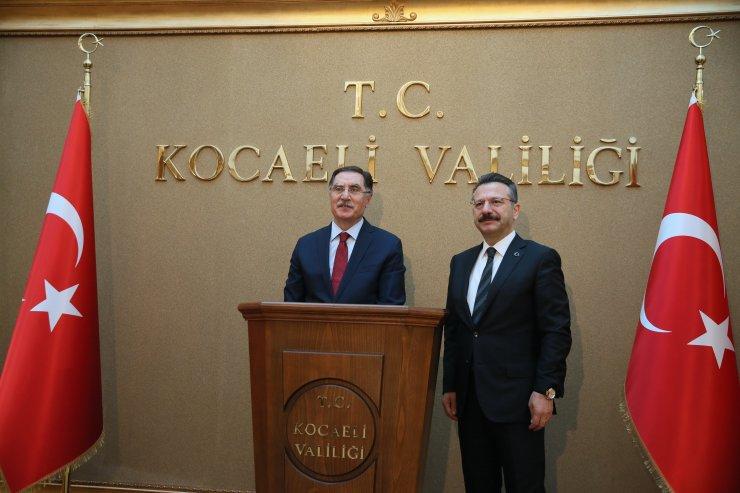 """Kamu Başdenetçisi Şeref Malkoç: """"Hak arama kültürünün yaygınlaşması için çalışıyoruz"""""""