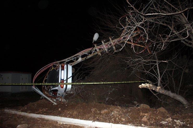 Hatay'da trafik kazası: 1 ölü 3 yaralı