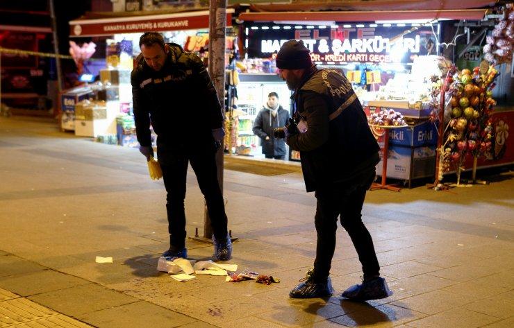 İstanbul Bahçelievler'de silahlı kavga: 2 yaralı