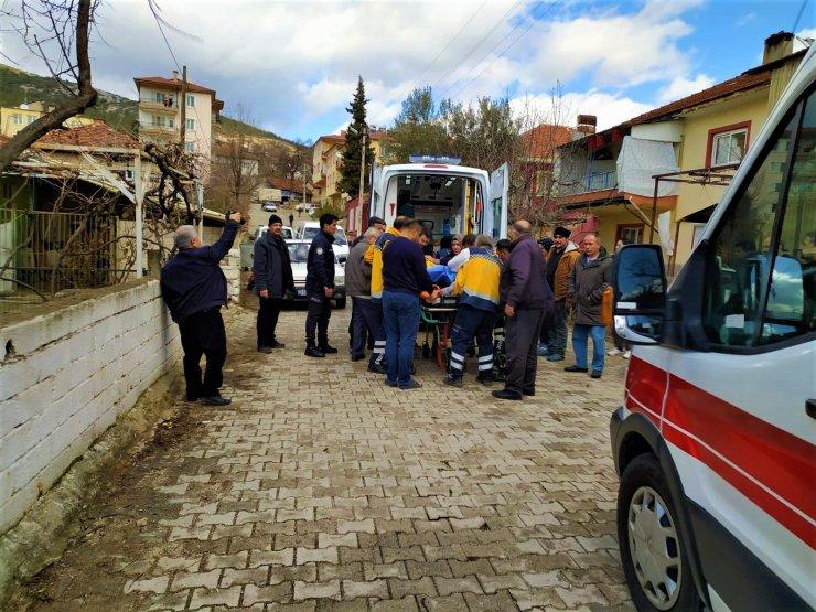 Burdur'da karbonmonoksit gazından etkilenen 5 kişiden biri öldü