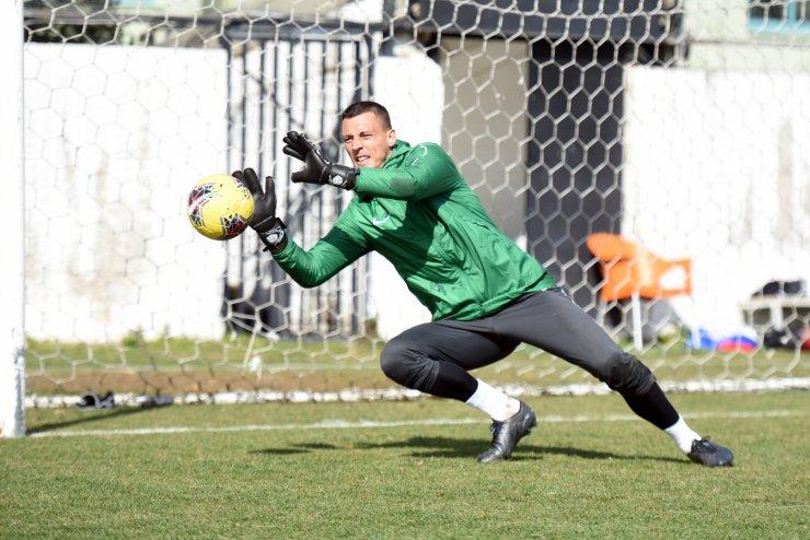 Yukatel Denizlispor, Hes Kablo Kayserispor maçının hazırlıklarını sürdürüyor