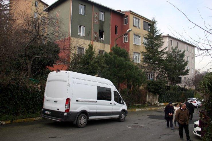 Eyüpsultan'da çıkan yangında yaşlı adam hayatını kaybetti
